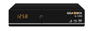 NOVA ATUALIZAÇÃO GIGABOX S1200  V 1.18  – 03/04/2017