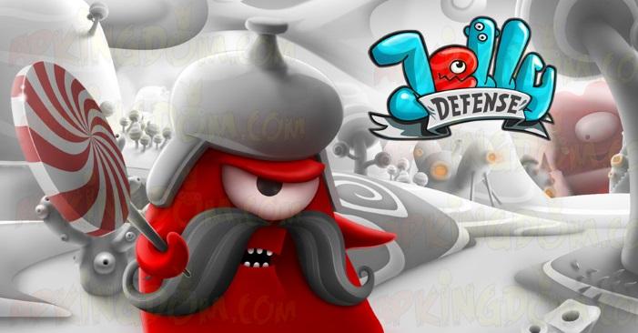 Download Jelly Defense Pro Premium Game Untuk Android