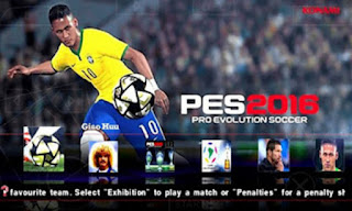 download PES 2016 ISO Pacth Galaxy11 V3 Fix Terbaru By Longday PPSSPP