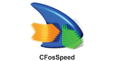 CFosSpeed Logo Png Screenshot