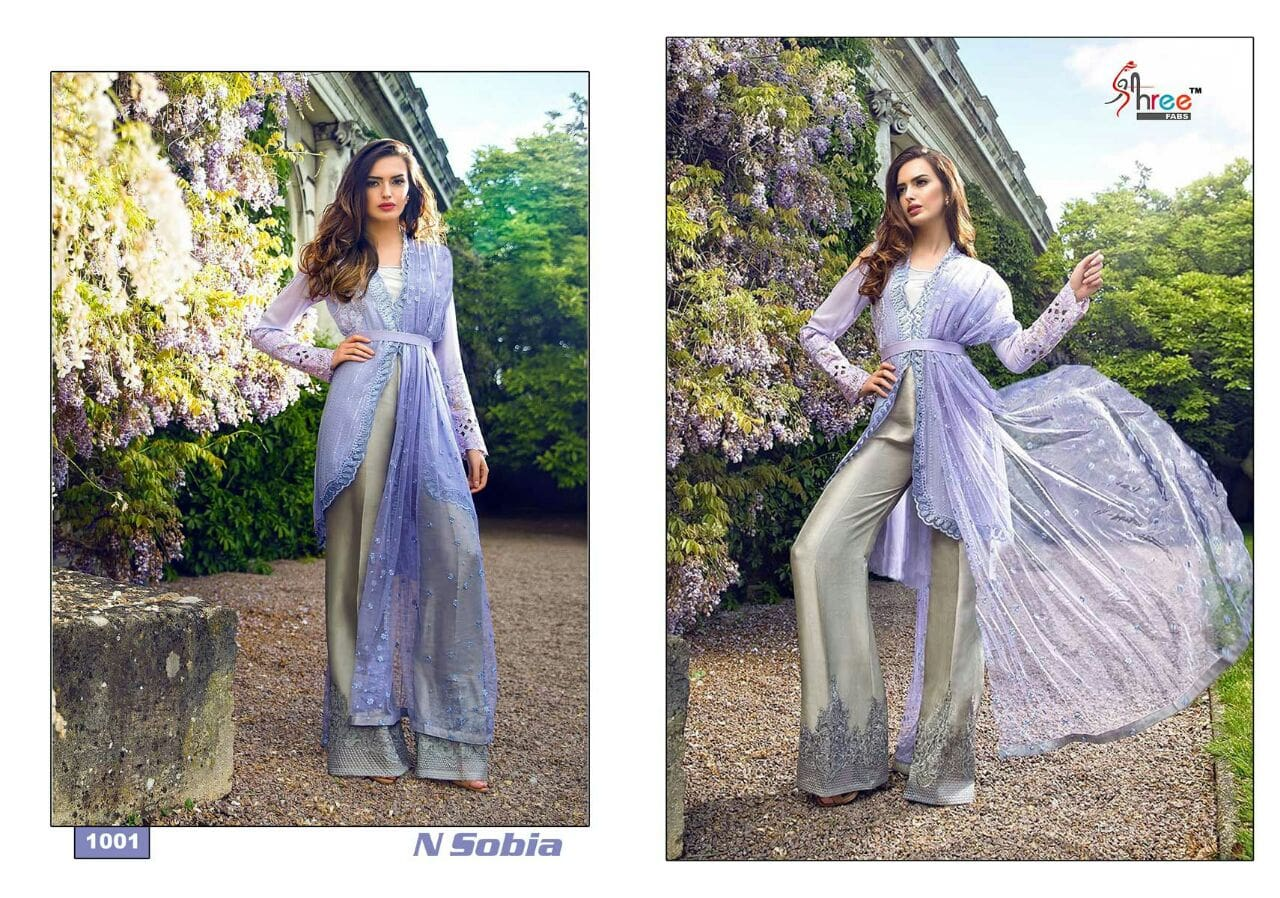 N-Sobia – Fashionable And Stylish Salwar Suit Wholesale