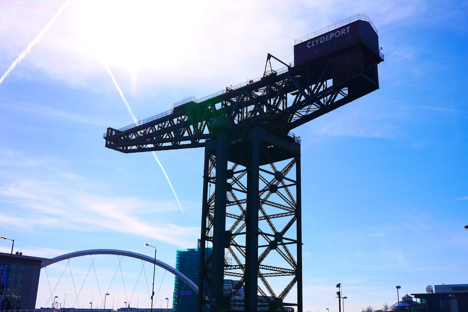 Cal Mc Travels, Finniestion Crane, Glasgow 5K