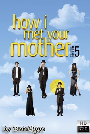 How I Met Your Mother Temporada 5 [720p] [2009]  [Ingles Subtitulado] HD 1080P  [Google Drive] GloboTV