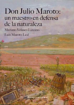Molinos de Alcázar: pintura al óleo de José Luis Samper.
