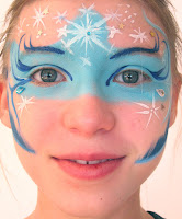 Elsa sminke