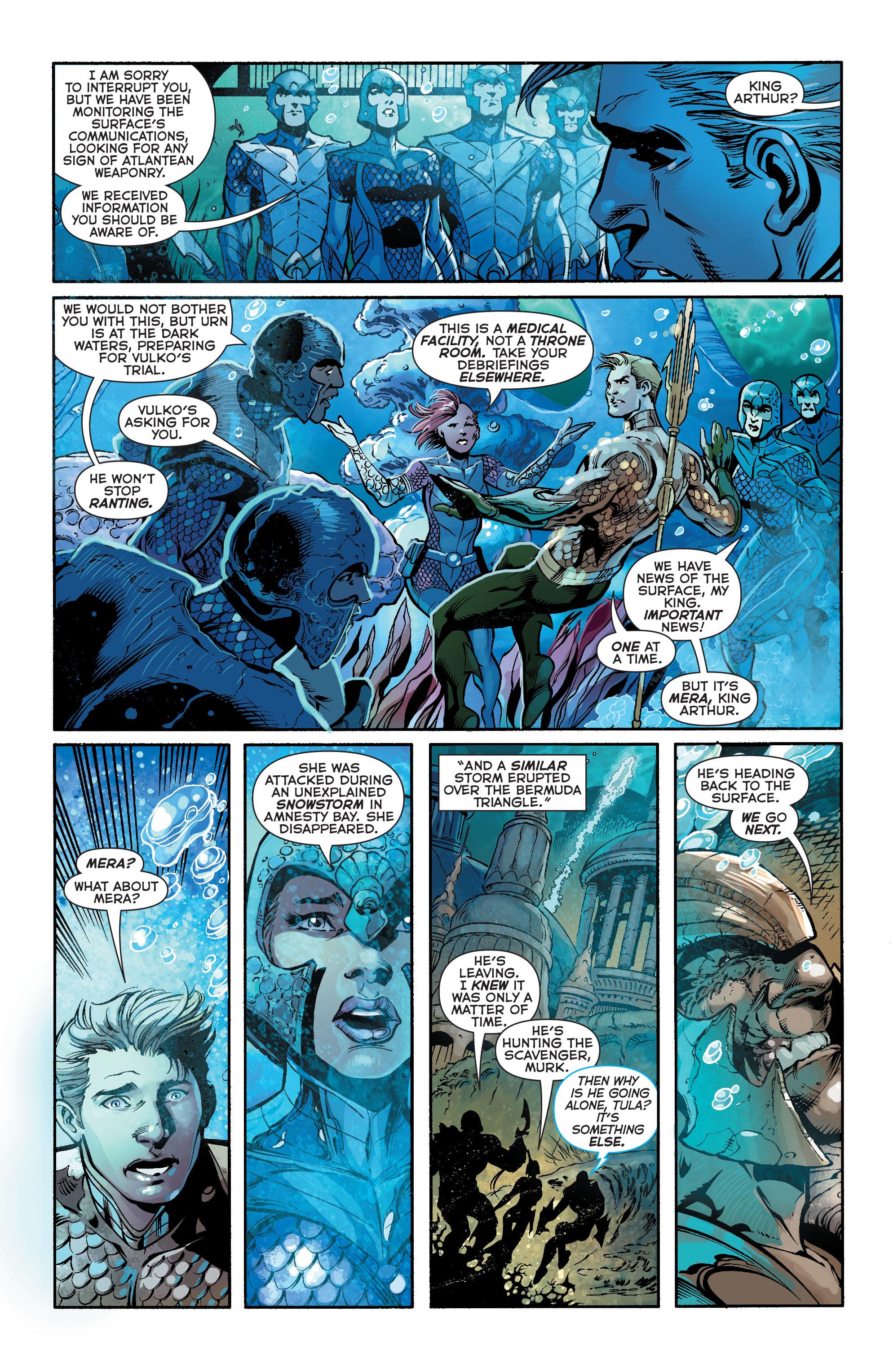 Read online Aquaman (2011) comic -  Issue #21 - 13