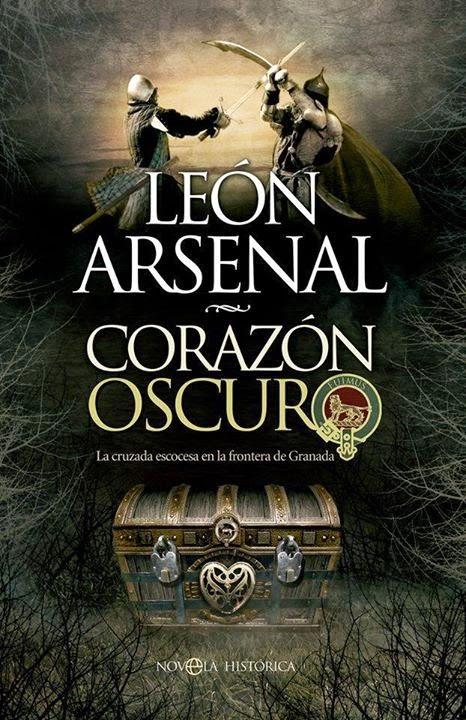 Corazón oscuro - León Arsenal (2014)