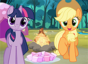 My Little Pony Camp Fun juego