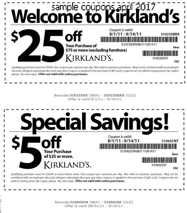 Kirkland's Black Friday Deals Don't miss out on upcoming Black Friday discounts, deals, promo codes, and coupons from Kirkland's! Here you'll find the official sale plus all .