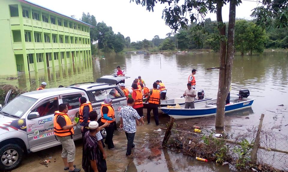 Banjir  Langkah Langkah Persediaan Comfori