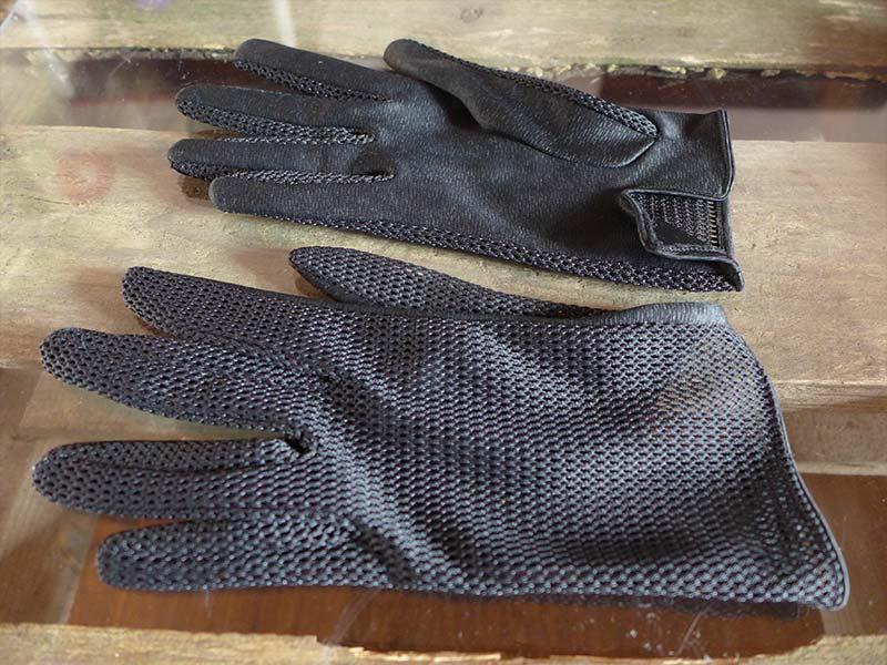Les gants anciens années 50