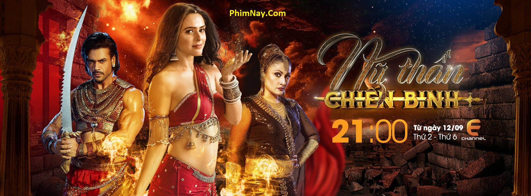Nữ Thần Chiến Binh Ấn Độ