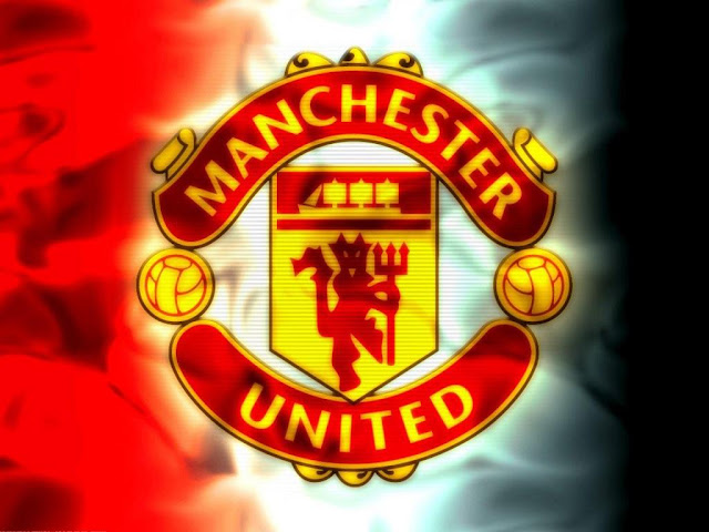manchester united logo wallpapers hd collection free download wallpaper iblogwallpapers blogger