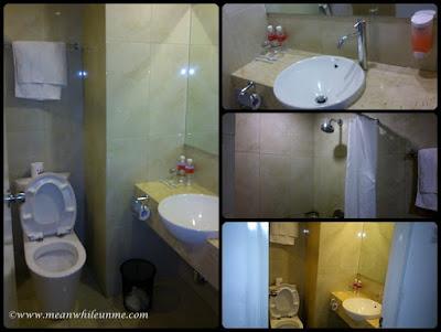 Favehotel Hyper Square Bandung kamar mandi dan amenities
