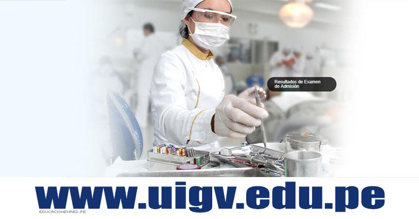 Resultados UIGV 2019-2 (4 Agosto 2019) Lista de Ingresantes, Examen Admisión - EDUCACIÓN A DISTANCIA, Universidad Inca Garcilaso de la Vega - www.uigv.edu.pe