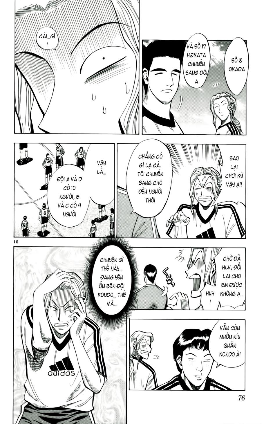 Fantasista chap 39 trang 10