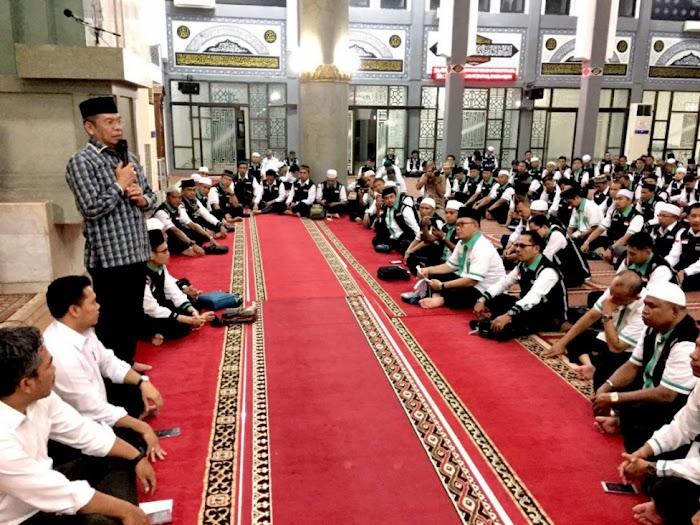 Pemerintah Mulai Berangkatkan Petugas Haji Indonesia, Hari Ini Berangkat 196 Orang