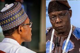 Don't Give Up Despite Buhari's Poor Performance  Obasanjo