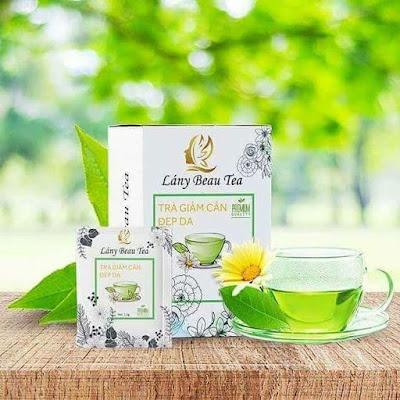 Kết quả hình ảnh cho trà giảm cân Lany chính hãng