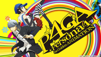 Hình ảnh Persona 4 The Golden Animation