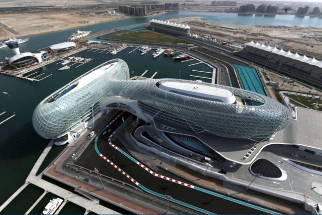Warner hará Ciudad Gótica y Metrópolis en Emiratos Árabes con un billón de dólares