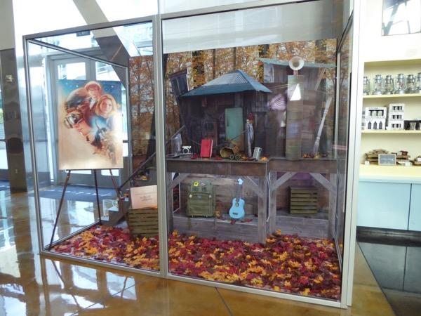 Book of Henry movie prop exhibit