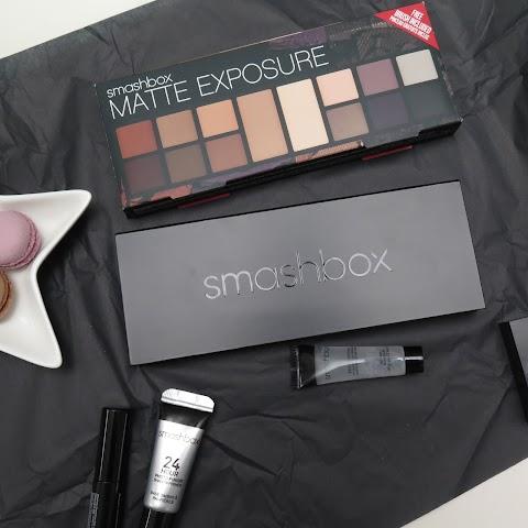 SMASHBOX PHOTO MATTE EYES Akių šešėlių paletė