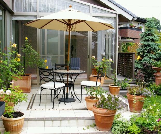 Modern Luxury Homes Beautiful Garden Design Ideas