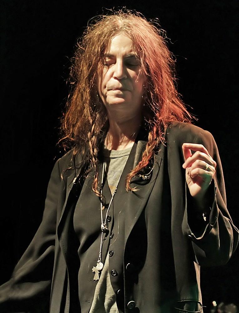 entertaining views from cincinnati: Patti Smith and the ...