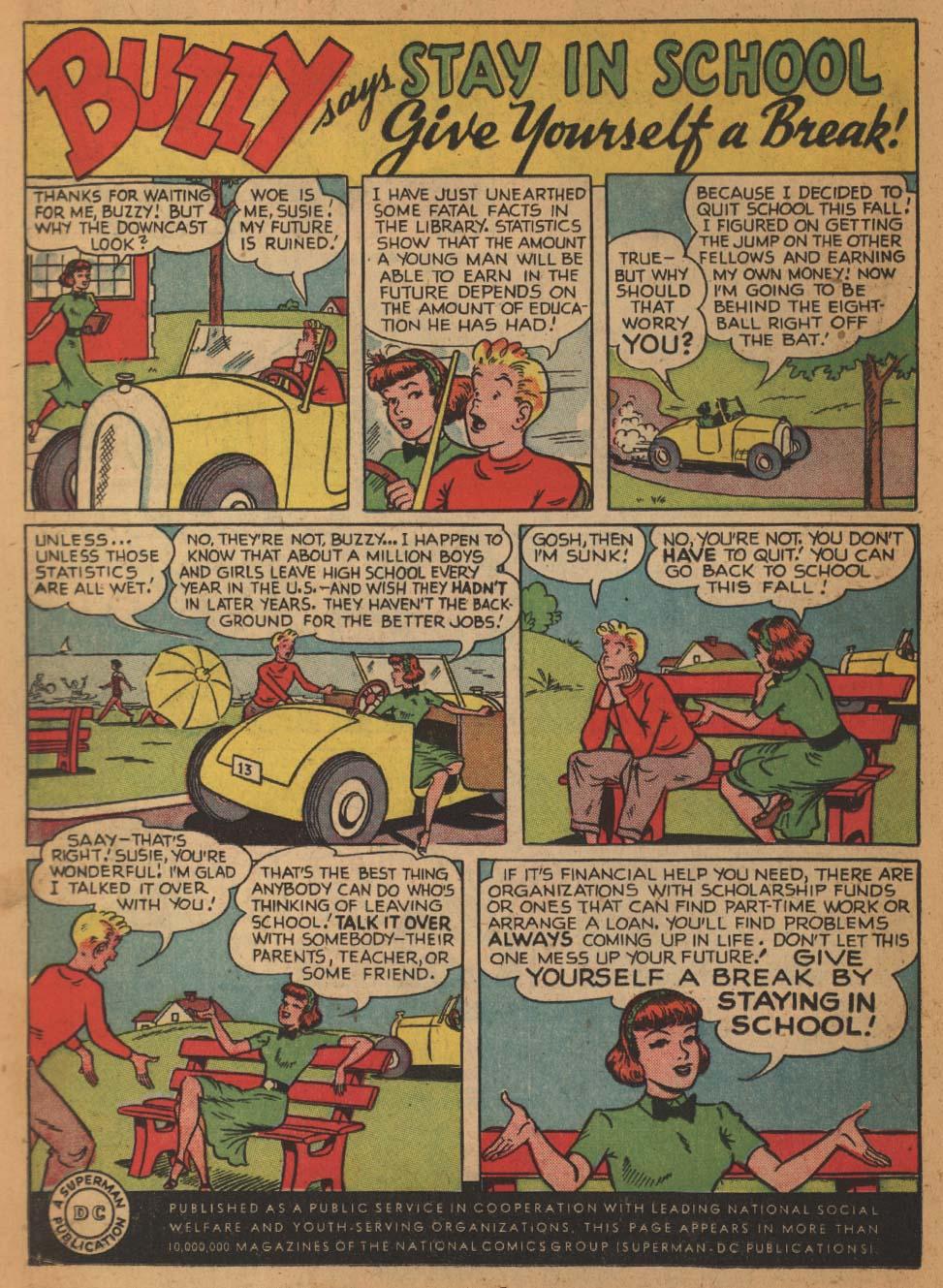 Read online Detective Comics (1937) comic -  Issue #152 - 32