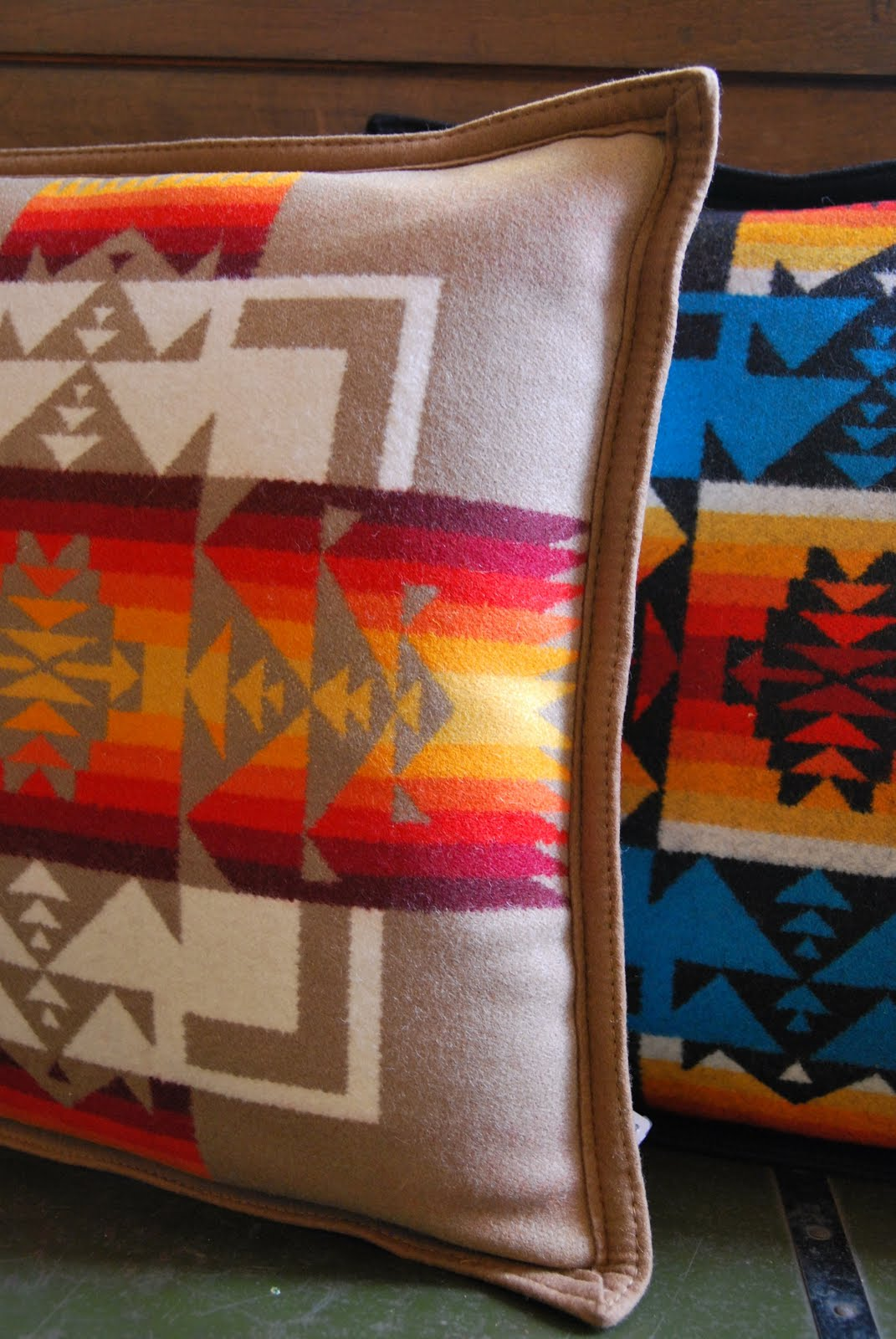 Old Hollywood: Pendleton Chief Joseph Pillows
