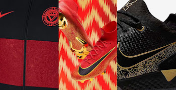 China Exclusive Nike CR7 Collection + All-New Chinese CR7 C罗 Logo Released 25cf5bce2