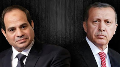 اردوغان و السيسي