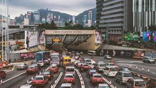 Purpose of Traffic Volume Survey Study