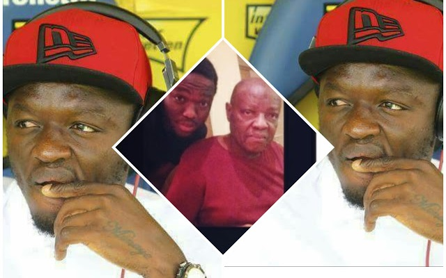 Brothers Muntari and Muniru Sulley have lost their father Alhaji Sulley