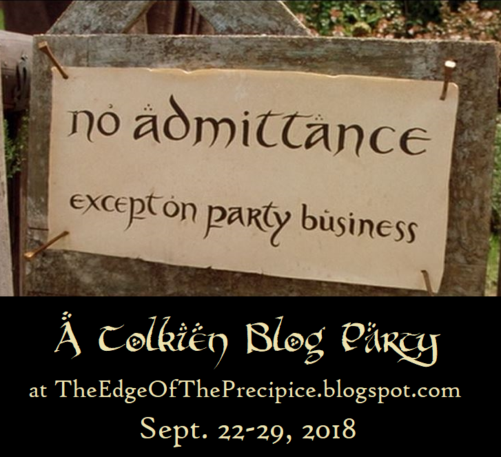 The Sixth Annual Tolkien Blog Party