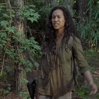 Who Plays Cindy On The Walking Dead? Sydney Park