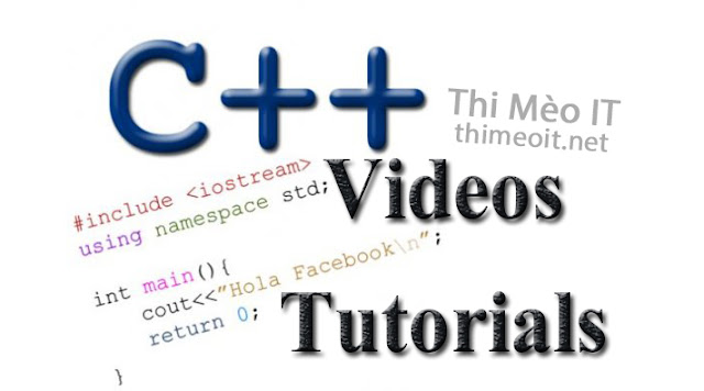 C++ cơ bản dành cho người mới