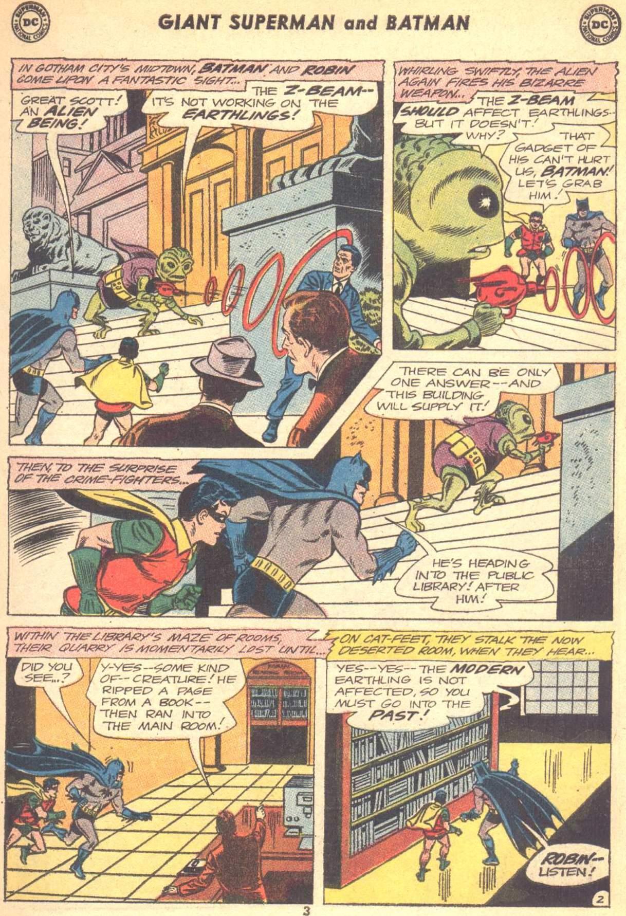 Read online World's Finest Comics comic -  Issue #206 - 4