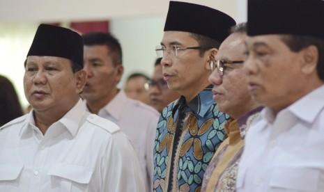 Jika Didukung SBY, Prabowo-TGB Bisa Kalahkan Jokowi