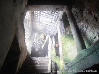 Entrada a la Cueva del Guincho