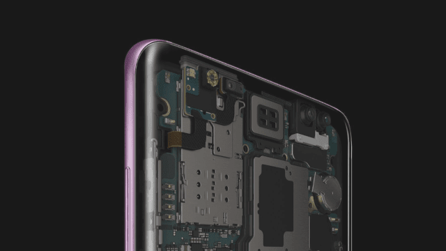 Performa HP Samsung S9