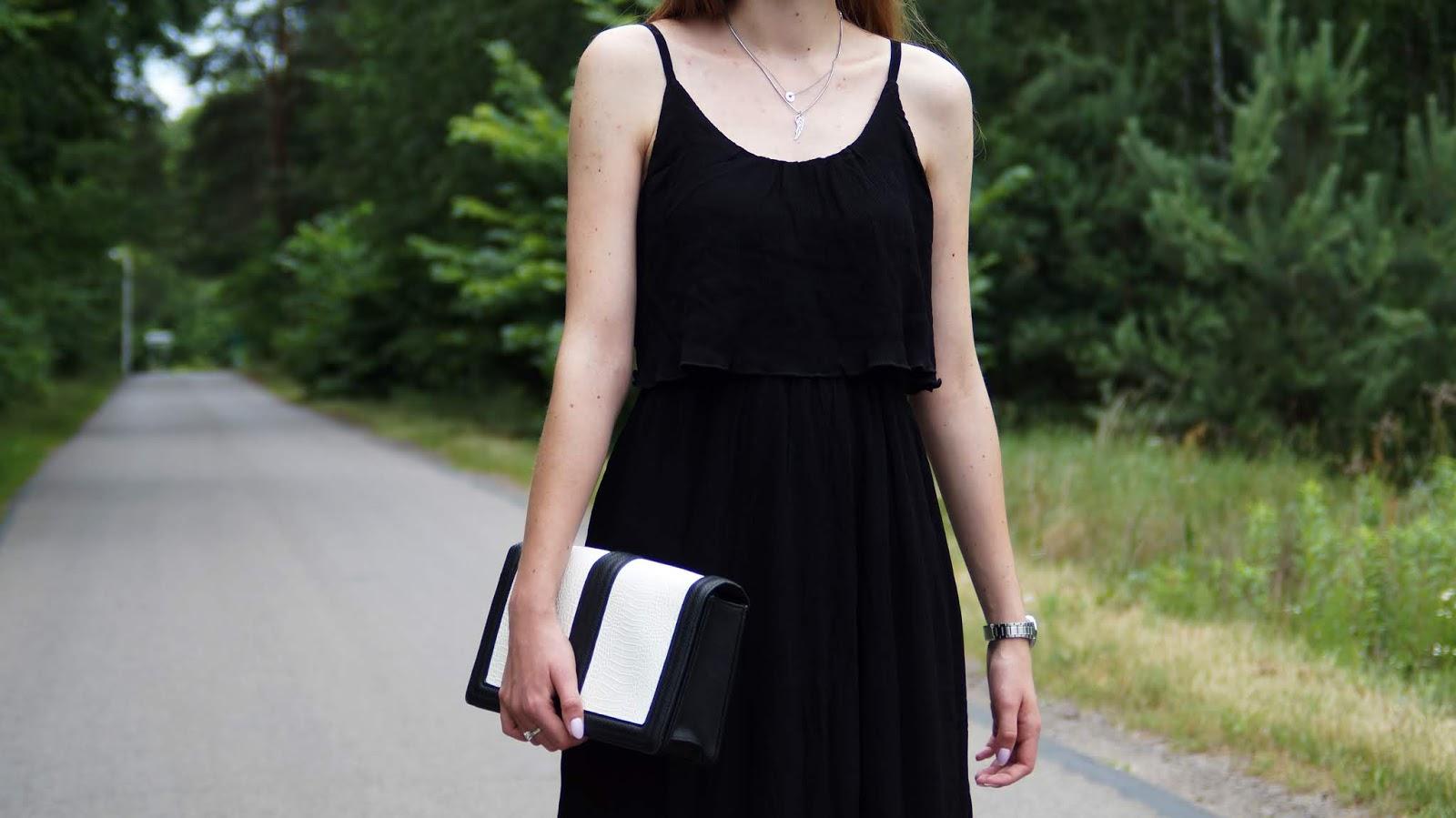 Przegląd sukienek z Bonprix - Nie taka mała czarna