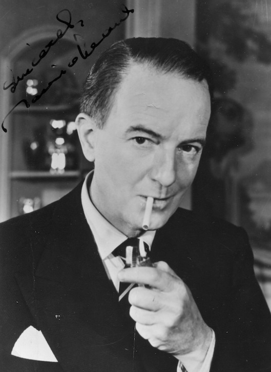 Maurice Evans puzzler