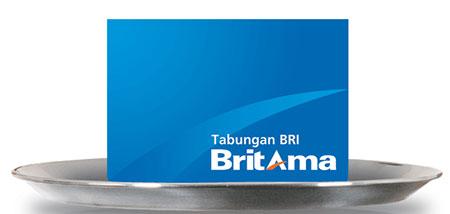 Setoran Awal Minimum Buka Rekening BRI BritAma TKI