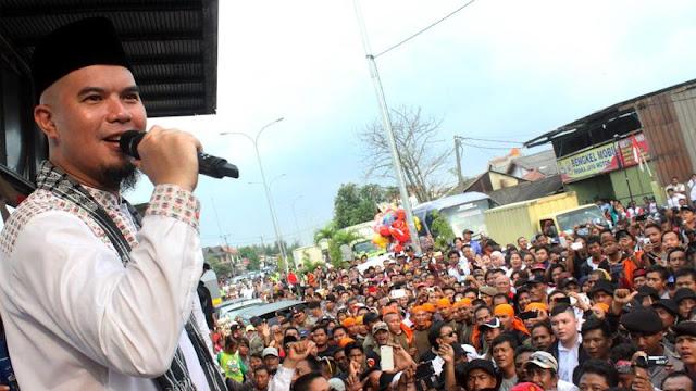 Ahmad Dhani Segera Diperiksa Polda Metro Atas Dugaan Penghinaan Presiden