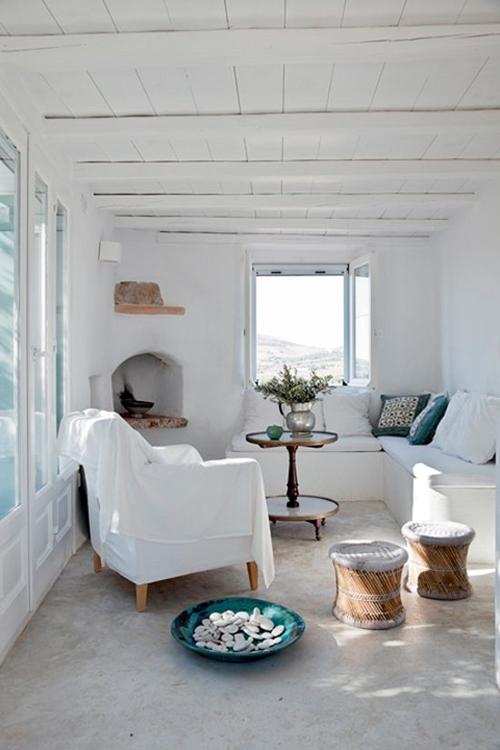 sofá alvenaria