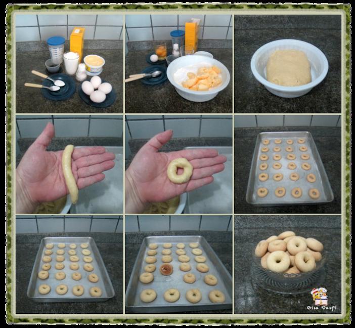 Biscoito de baunilha 2