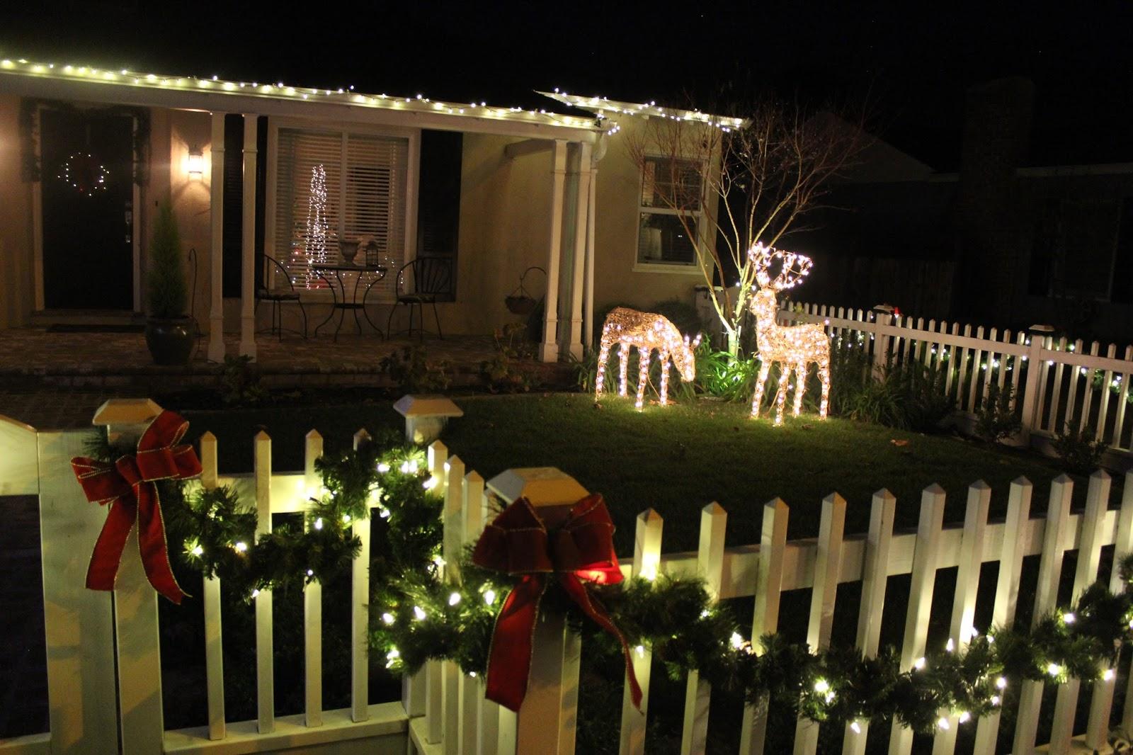 #B1211A Les Tribulations D'une Famille Française En Californie  5329 décorations de noel aux etats unis 1600x1066 px @ aertt.com