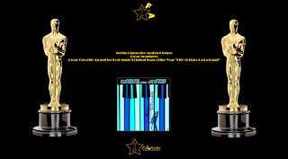 oscar favorite best music original song award city of stars la la land